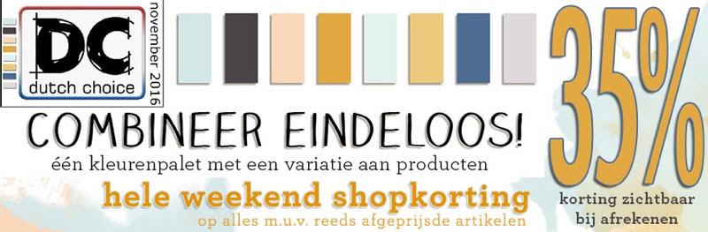 Digiscrap Dutch Choice