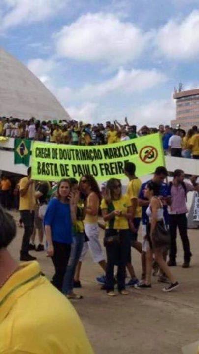 También se pronunciaron en contra de Freire