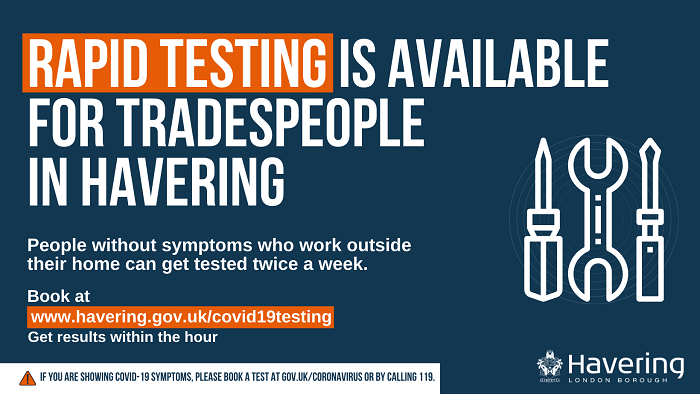 Rapid testing for tradespeople graphic 700 px