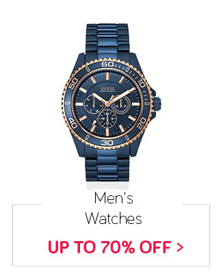 Men's Watches - Maxima & more