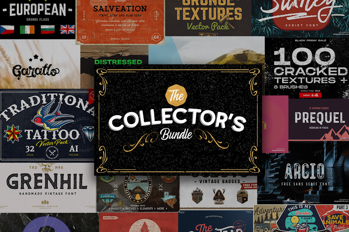 The Collector's Bundle