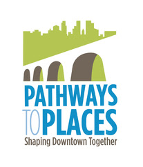 Pathways to Places Downtown Logo