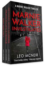 Marnie Walker Investigates Box Set