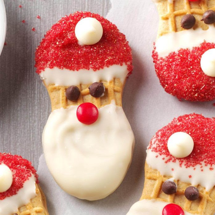 25 Christmas Cookies from the North Pole