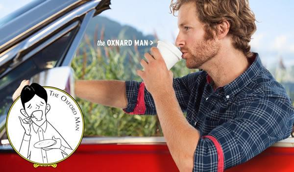Windowpane Oxnard Button-Down