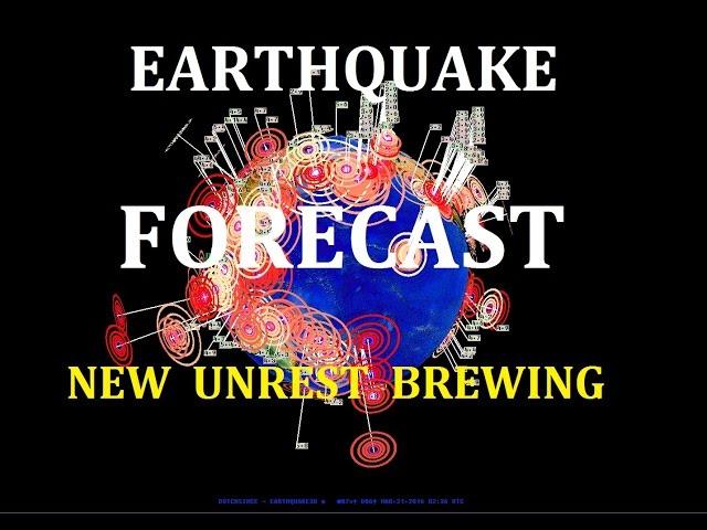 3/20/2016 -- Global Earthquake Forecast -- Northwest Pacific / Japan / West Coast USA  Sddefault