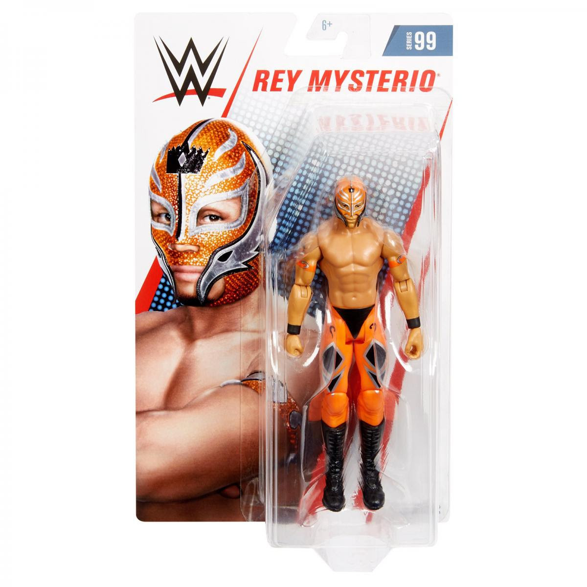 Image of WWE Basic Series 99 - Rey Mysterio - SEPTEMBER 2019