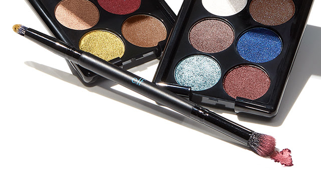 NEW! Cushion eyeshadow palette...