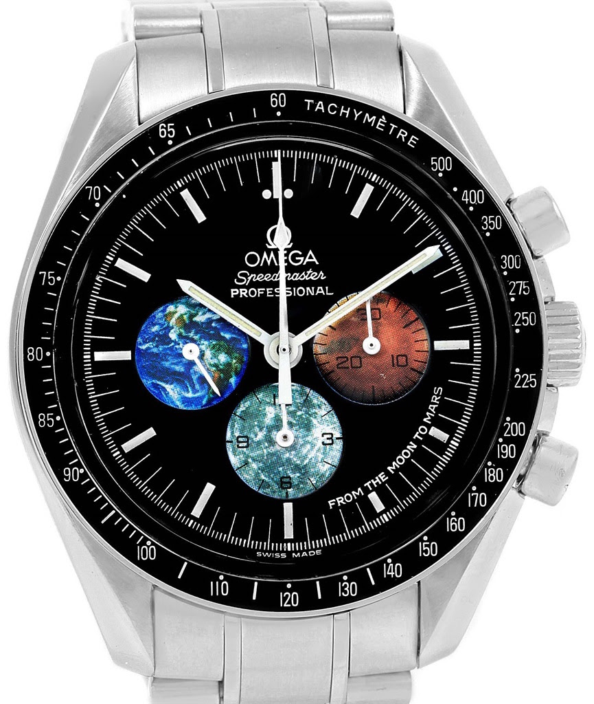 Omega Speedmaster Limited Edition From Moon to Mars Watch 3577.50.00