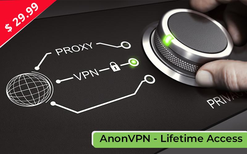 AnonVPN Lifetime Access