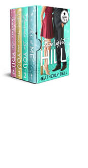 The Starlight Hill Series: Books 1–3 by Heatherly Bell