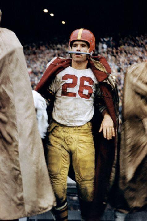 USC player Jon Arnett (1955)