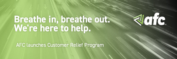 AFC Customer Relief Program | Breathe in, breathe out. We're here to help.