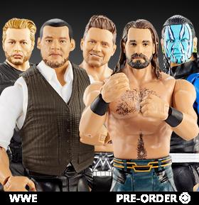 WWE Basic Series