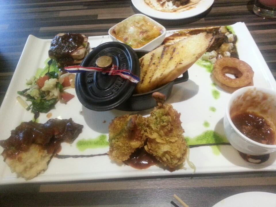 restoran laman grill