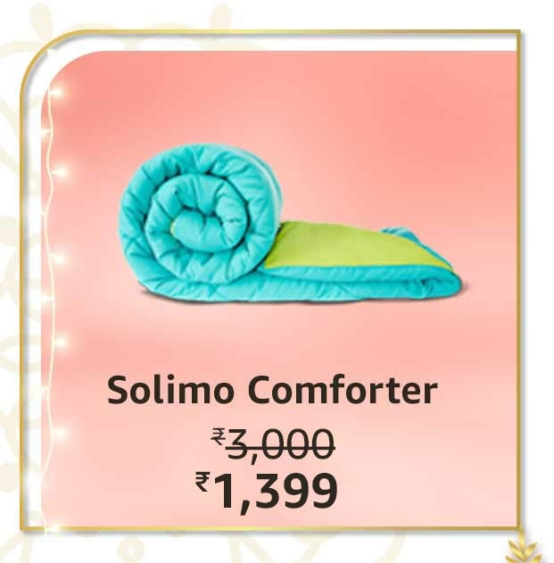 solimo Offers Amazon India
