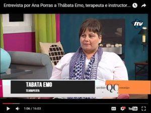 Resultado de imagen de ENTREVISTA TABATA EMO TODOTERAPIAS
