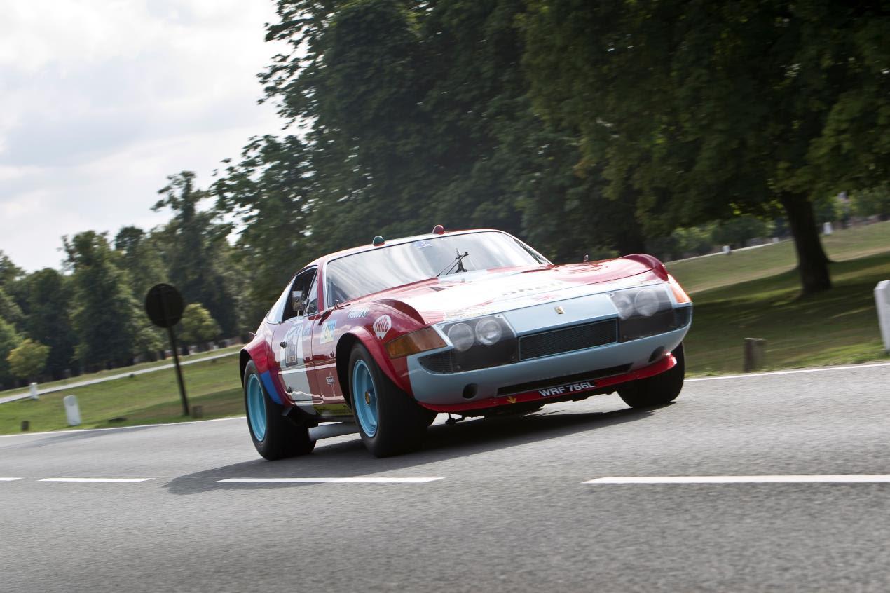 4 (Daytona) Competizione