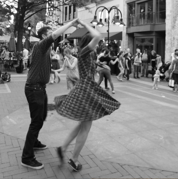 BOOMbal Dancehall – Tuesday Swing @ The Main Street Gallery