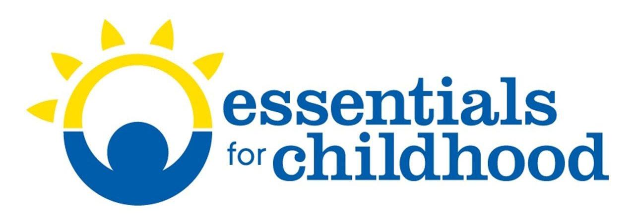 essentials for childhood banner