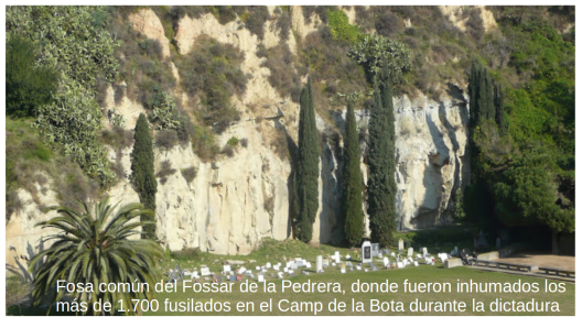 Camp de la Bota word press