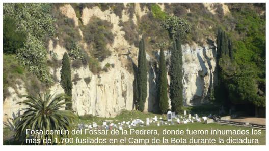 Camp de la Bota word press