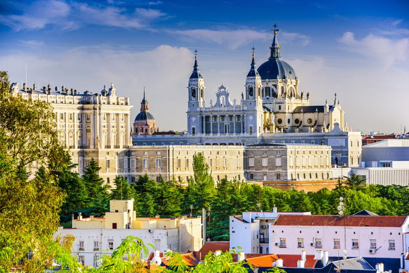 Madrid is full of beautiful sights, delicious food and friendly people.