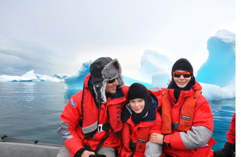 Poseidon Expeditions Offers Family Rate Incentives