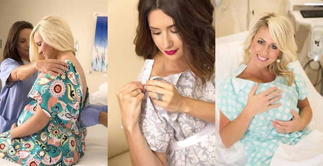 Labor and Delivery Gowns + Mor...