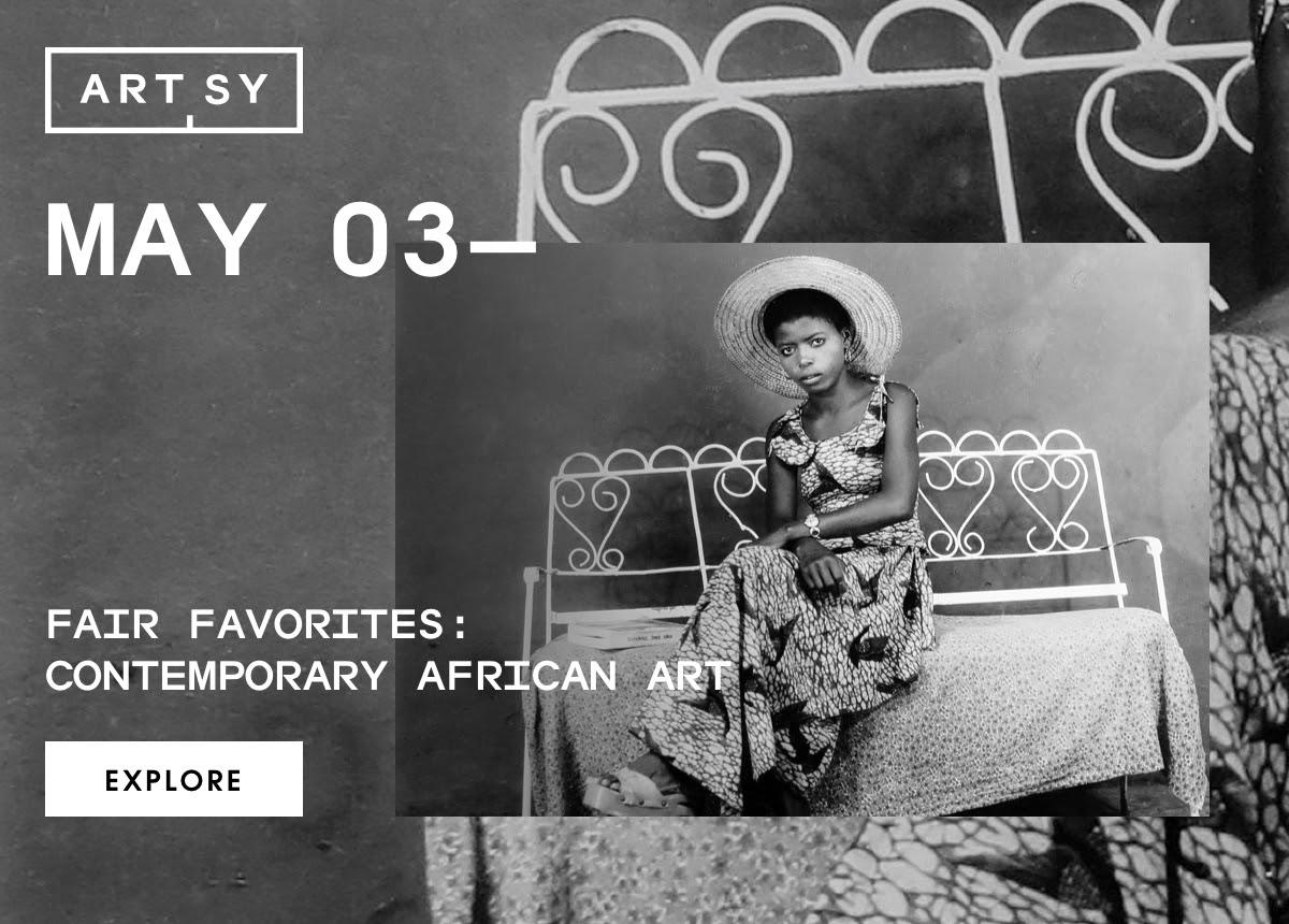 De Frieze a 1-54 - Obras para comprar de artistas africanos contemporâneos