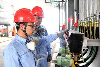 شركة Sinopec (سينوبك) تبني القاعدة الأكبر لإنتاج المطهرات في العالم