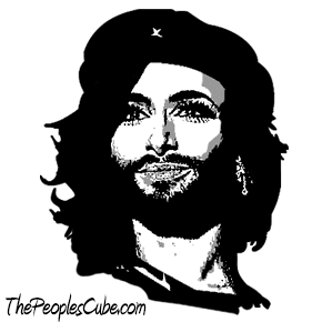 Che Conchita icon black