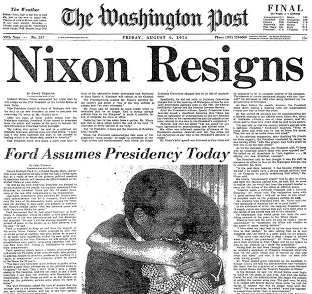 Image result for the post nixon