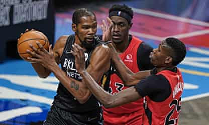 Durant held then pulled from game amid Covid-19 confusion