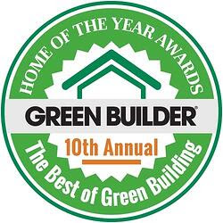 10th Annual Green Home of the Year Awards