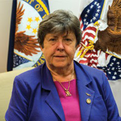DAV Life Member Uses her Voice for Veterans
