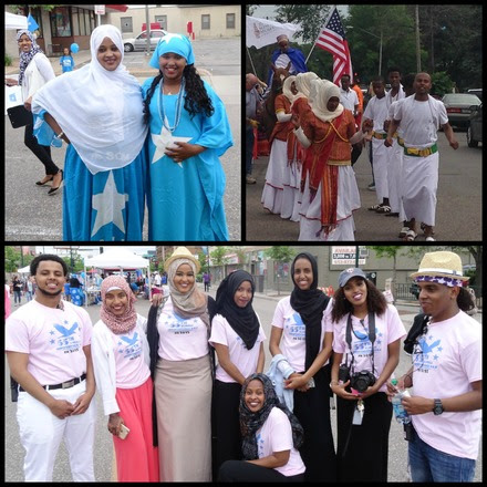 Somali Collage