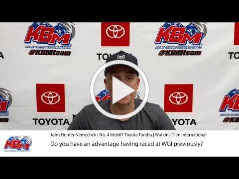 John Hunter Nemechek | Watkins Glen International