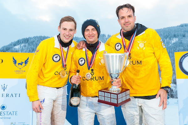CORUM Snow Polo World Cup Kitzbühel