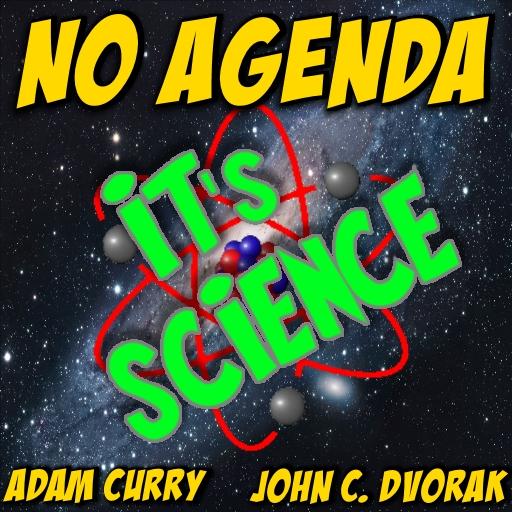 no agenda show art #1