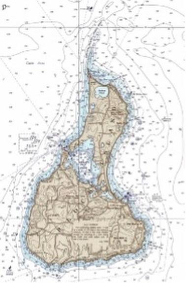 Block Island chart