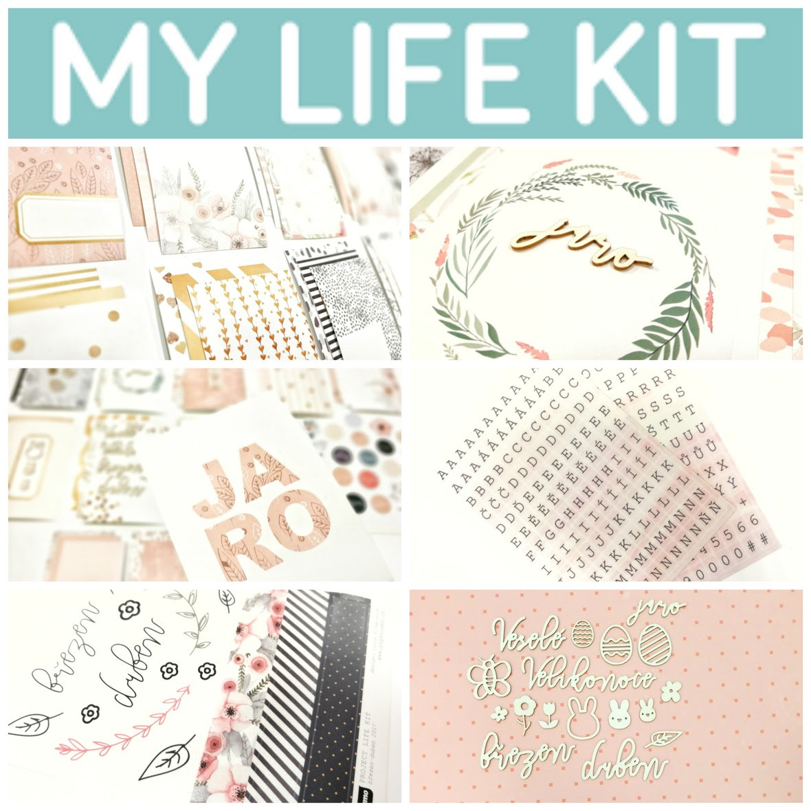 PicMonkey Collage my life kit 22017 banner
