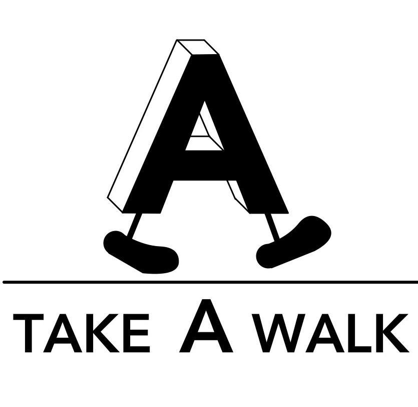 Take a walk logo