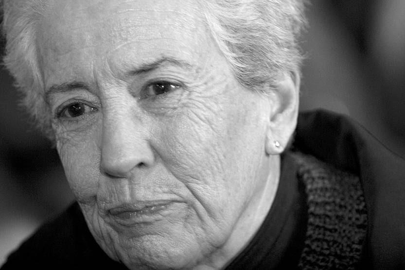 Azucena Berrutti. Foto: Javier Calvelo (archivo, junio de 2007)