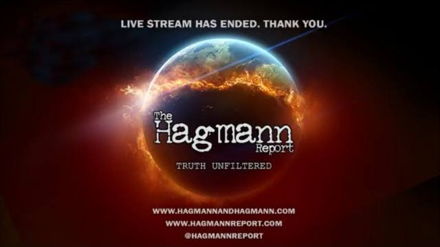 The Unseen Realm with Dr. Michael Heiser on The Hagmann Report
