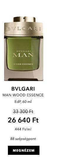 GLAMOUR-napok 2020 - Man Wood Essence