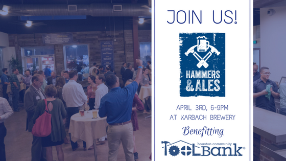 3rd Annual Hammers & Ales @ Karbach Brewing Company | Houston | Texas | United States