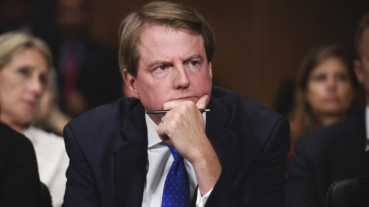 Trump DOJ sought subpoenas against former White House counsel Don McGahn: Reports