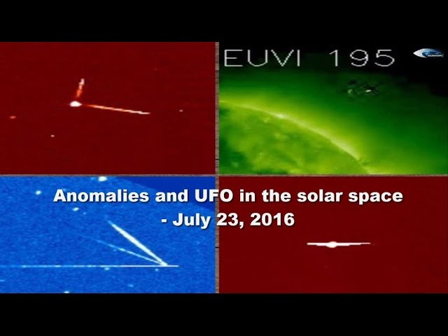 UFO News ~ UFO Orbs Caught on Video and MORE Sddefault