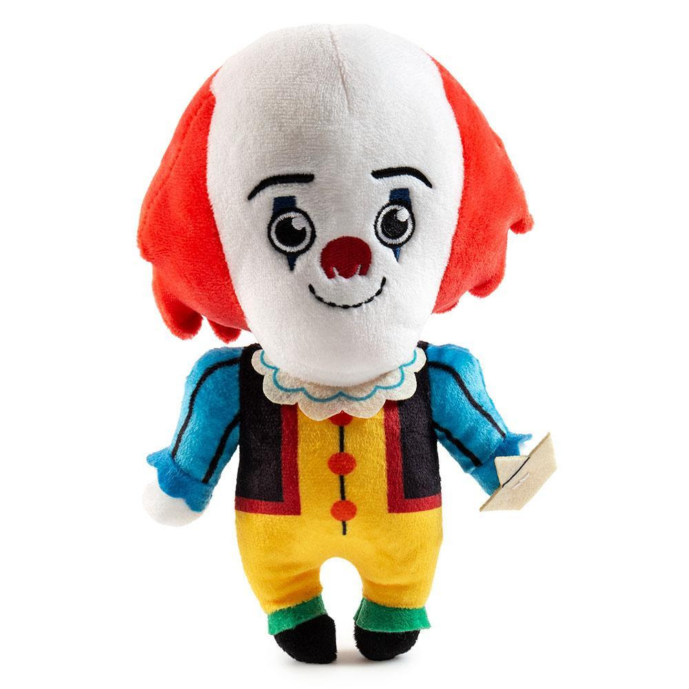 Image of Vintage Pennywise IT Phunny Plush by Kidrobot